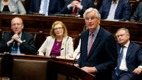 No going back on promises made in EU-UK Brexit agreement, warns Barnier