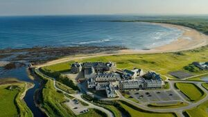 Group based in California joins others objecting to rock barrier plan at Donald Trump's Doonbeg golf course