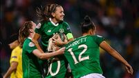 Watch all the goals as Ireland women's team see off Ukraine