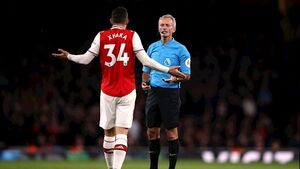 Premier League review: Xhaka a symbol of a club falling back onto its knees