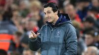 Arsenal sack manager Unai Emery