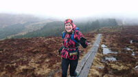 Wicklow woman to run 'lap of the map' in aid of RNLI
