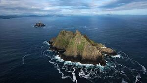 Warnings that Skellig Michael could lose World Heritage Site status over Star Wars promotions