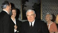 Former chief justice Thomas Finlay dies aged 95