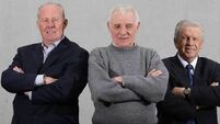 Liam Brady looking forward to a row as iconic RTÉ  panel gets back together