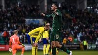 Ireland's thrilling fightback stuns Swedes