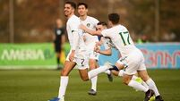 Kenny proud as new-look Ireland U21s eventually make dominance count in Armenia