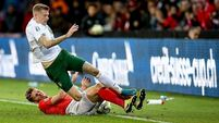 Ireland V Switzerland: Player ratings