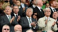 Celtic chief Lawwell claims fans have cost club €500,000 in fines