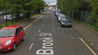 Manhunt after gang bundle man into boot of car in Coleraine