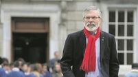 Gerry Adams: No Assembly without an Irish Language Act