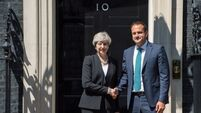 Taoiseach to meet British Prime Minister to raise concerns about Brexit solution for border