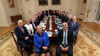 First cabinet meeting of the new political term set for tomorrow; Fine Gael to discuss housing crisis