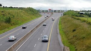 Ireland's newest motorway launched today in the West
