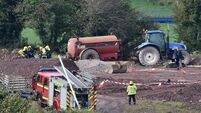 Latest: Man dies in Cork trench collapse incident