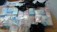 Firearm, cocaine and €400,000 seized in Ballymun drugs bust
