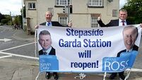 PAC Chairman suggests Government 'infected' decision to re-open Stepaside Garda Station