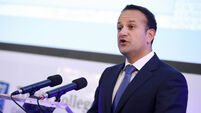 Varadkar says 'there's definitely a better vibe' coming out of Brexit negotiations