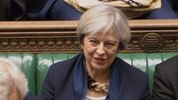 No joint authority over Northern Ireland, pledges Theresa May