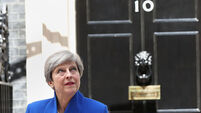 Theresa May to meet Sinn Féin and DUP at Downing St