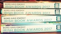 The nominees for the Bord Gáis Energy Irish Book Awards have been announced