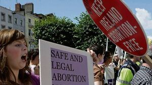 60% support access to abortion on request