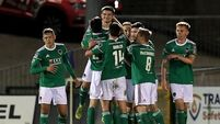 Cork City end home campaign on a high