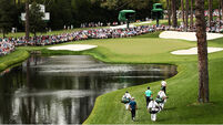 Augusta Masters postponed amid 'ever-increasing risks'