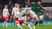 Alan Browne left 'gutted' by Denmark draw