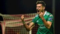 Graham Cummins departs as Cork City sign two Academy players