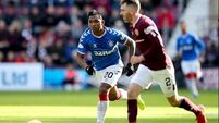Rangers miss out on top spot after Tynecastle stalemate