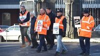 Union does not want Shane Ross to intervene in rail strike as thousands endure traffic woes