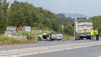 Two US tourists killed in Cork crash which injured three others
