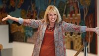 Joanna Lumley on Brexit: We shouldn't allow the Irish border to return
