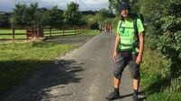 Northern Irish man walked 1,500 miles in memory of his late mother