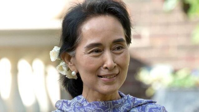 Dublin City Councillors to debate stripping Freedom of City from Aung San Suu Kyi