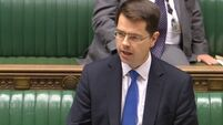 James Brokenshire reluctantly moves budget measures for the North