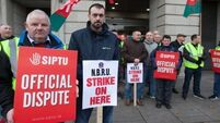 Rail strike suspended as unions ballot  on Labour Court pay proposals