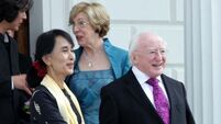 Councillors to remove Aung San Suu Kyi from Freedom of Dublin roll of honour