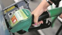 Half of motorists spending up to €125 a month on fuel