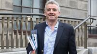 Michael O'Leary denies calling Ryanair pilots 'overpaid underworked peacocks', court hears
