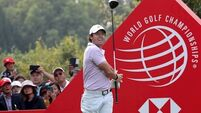 Rory McIlroy leads WGC-HSBC Champions heading into final round