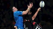 Leinster dig in for precious four-pointer
