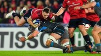 Munster players getting up to speed with Larkham's new hurry-up offence