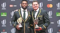 Siya's Springboks fed nation with hope, joy, and love