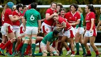 Women's International: Defeat for disappointing Ireland as late score earns Wales victory