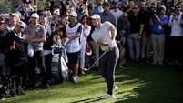 Disappointing 73 sees McIlroy's challenge peter out as Adam Scott claims Genesis Invitational victory