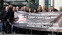 Protestors call for public inquiry as court formally drops charges against Jobstown accused