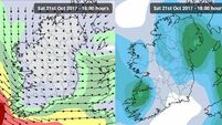 Here's the weather outlook following Storm Brian