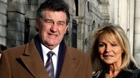 Jackie Lavin settles High Court action against her partner Bill Cullen